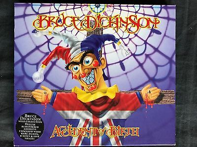 BRUCE DICKINSON - ACCIDENT OF BIRTH - EXPANDED EDITION - 2 CDs