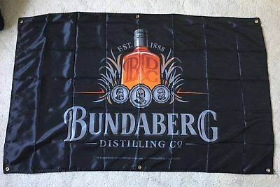 bundaberg rum black bdc flag 1500 x 900