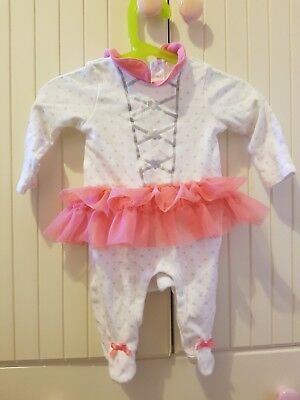 Tu Babygrow Up To 3 Months Only Worn Couple Of Times