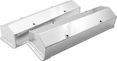Allstar Performance ALL26170 Fabricated Aluminum Valve Covers Small Block Pair