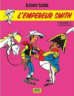 Lucky Luke, tome 13 : L'empereur smith Morris Rene Goscinny Lucky Comics