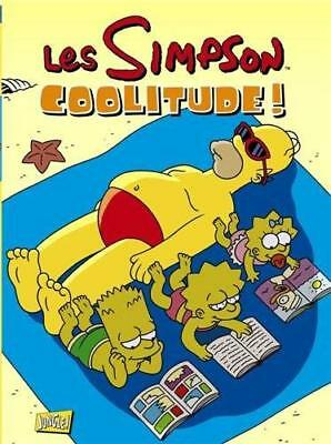 Les Simpson, Tome 18 : Coolitude ! Matt Groening Collectif JUNGLE EDITIONS Ju-39