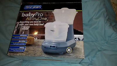 The First Years Babypro All In One, Every thing you need to make your baby food.