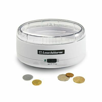 Lighthouse Vibration Cleaner - Clean Coins Glasses Jewellery