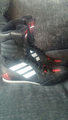Adidas Tygun boxing boots size 9.5uk