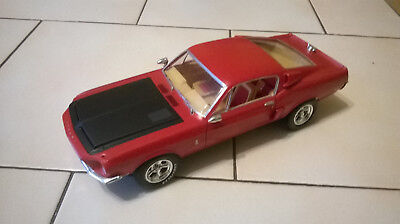 `68 Shelby GT 500,1:25