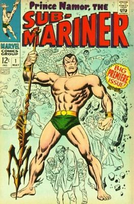 Submariner Comics over 150 plus issues on disc