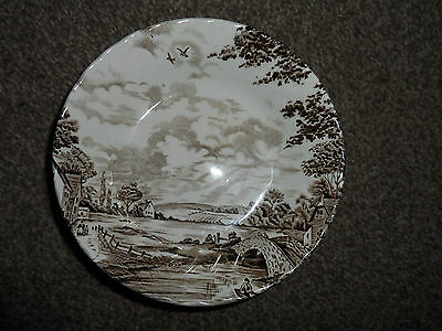 Vintage Ridgway Pottery 'country Days' Small Bowl/dish