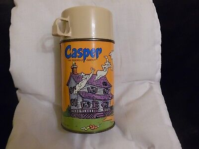 Casper, the friendly Ghost, Thermost bottle 2821 1960'S