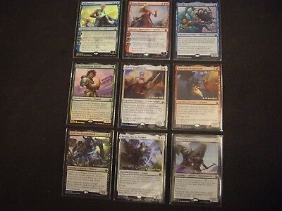 MTG Magic Multilist Modern Vintage Legacy Commander Foil / Full Art Singles #7