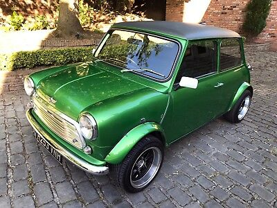 Classic Rover Mini Cooper City E 1.0L 2dr H Reg 66,580 miles. Amazing Condition