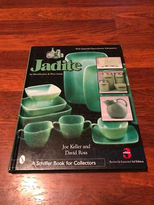 JADITE Identification Glass Price Guide Book