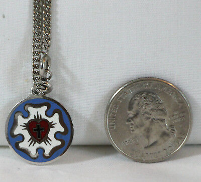 Lutheran Pendant and Necklace