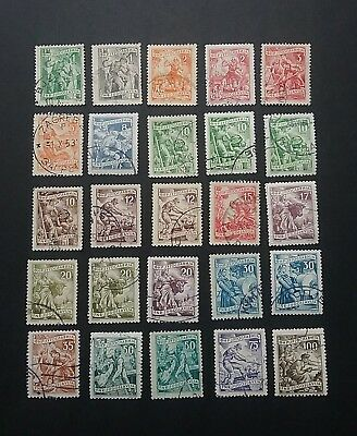 Jugoslavia Yugoslavia Local & National Economy used stamps