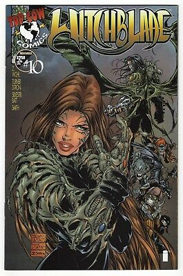 WITCHBLADE #10 | Vol. 1 | 1st Darkness appearance | Michael Turner | 1996 | NM