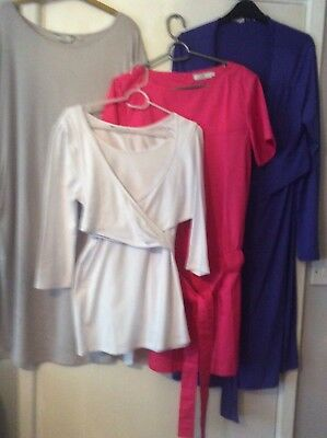 Maternity Clothes X4 All Size L  New