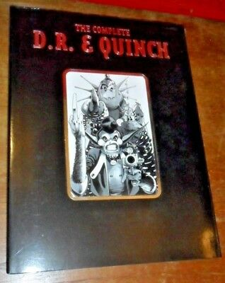 The Complete D.R. & Quinch (2000 AD Collector's Edition) Hardback