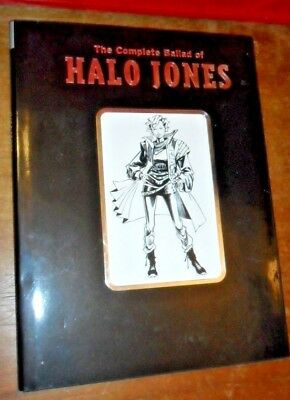 The Complete Ballad of Halo Jones (2000 AD Collector's Edition) Hardback