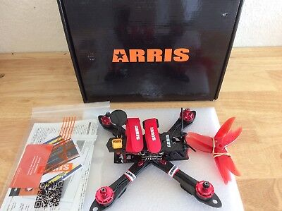 ARRIS X220 220mm V2 Racing Drone FPV RC Quadcopter ARF FPV Camera