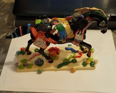 Trail of Painted Ponies CHILDREN of THE GARDEN MODEL #1722 No 1538