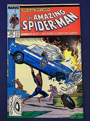 Amazing Spider-Man #306 Marvel Comics Todd McFarlane Cover