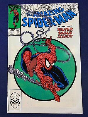 Amazing Spider-Man #301 Marvel Comics Todd McFarlane Cover