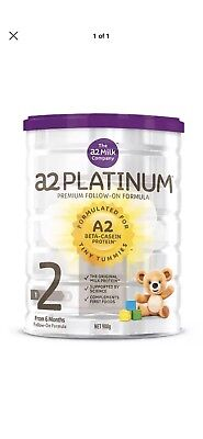 A2 Platinum Premium Infant Formula Stage 2