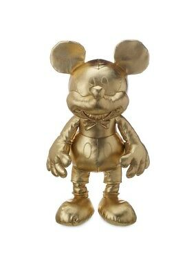 Large Mickey The True Original Plush 90th - Gold Collection - (Confirmed Order)