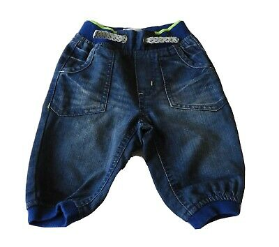 Baby Boys size 3-6 months PUMPKIN PATCH  blue denim jeans  size 00