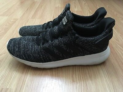 7567ca1c6b139d Adidas Lite Racer BYD Men s Shoes Size 13 Black White Running Athletic  DB1592