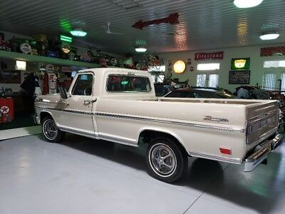 1968 Ford F-100 tan trim, perfect condition 1968 Ford F100 Ranger Pickup Mint Condition Low Miles Collector Truck