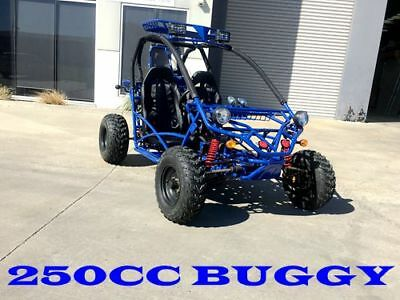 250CC SAHARA  Kinroad Offroad Dune Buggy Twin Seat Water Cooled Right-hand Drive