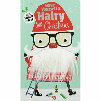 Have Yourself A Hairy Little Christmas (Hardback), Children's Books, Brand New
