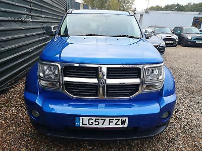 2007 Dodge NITRO SXT TD Automatic Estate