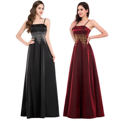 Dress Evening Grace Prom Size Formal Vintage The Party Wedding Sexy Long Gown