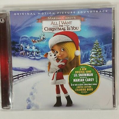 mariah careys all i want for christmas is you soundtrack new - All I Want For Christmas Original