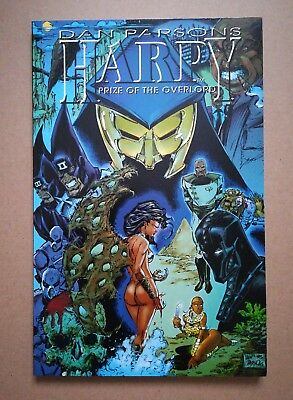 HARPY Prize of The Overlord TPB GN Paperback - VFN+ Very Scarce - ADULT