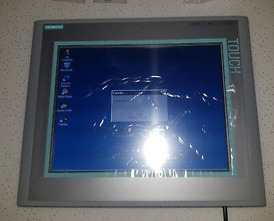 "Siemens Simatic Mp377 12"" Touch"