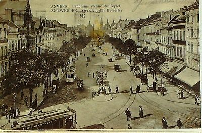 CPA-A755-EUROPE-BELGIQUE-ANVERS-Avenue de KEYSER