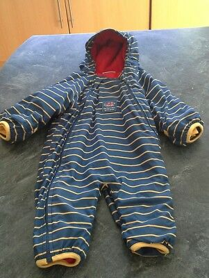 jojo maman bebe splish splash suit 6-12 months