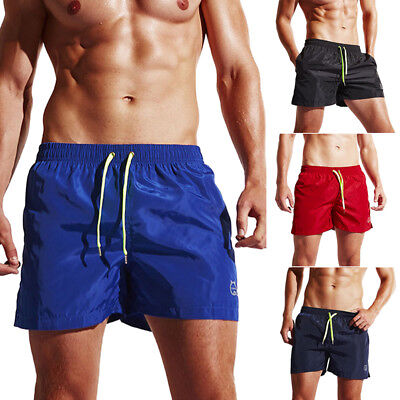 New Mens Summer Casual Shorts Pants Baggy Gym Sports Jogger Sweat Beach Trousers