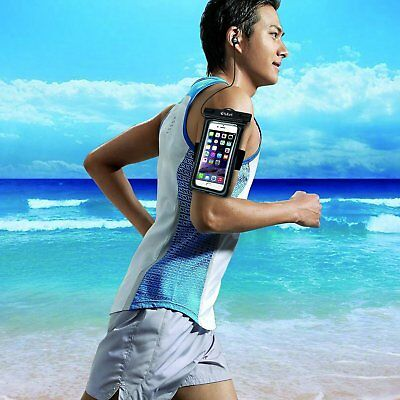 Universal Waterproof Air Bag Underwater Pouch Dry Case Cover For IPhone Samsung