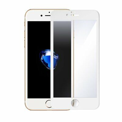 VONUO Panzer-Folie Apple iPhone 6/6s Plus Gorilla Glas+ Displayschutz WEISS OVP