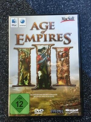 AGE OF EMPIRES III 3 für Mac