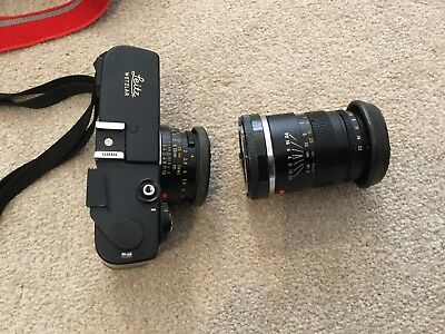 Leica CL 35mm Camera Relisted Due To Time Waster