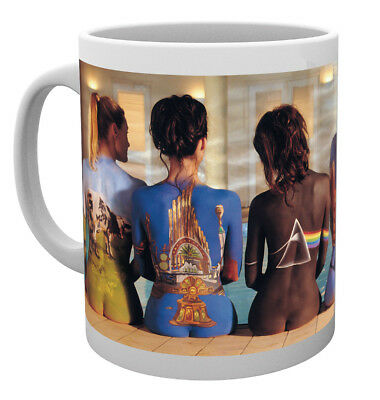 Pink Floyd Back Catalogue Music Prog Rock Cup Tea Coffee Mug Mugs