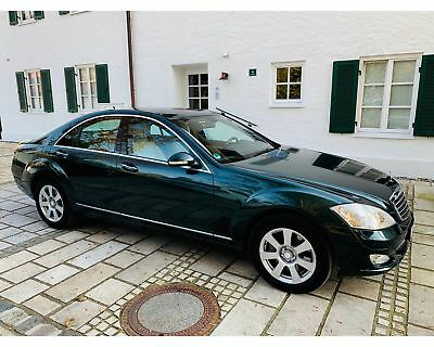 MERCEDES-BENZ S320 CDI 4MATIC LIMOUSINE / wenig KM