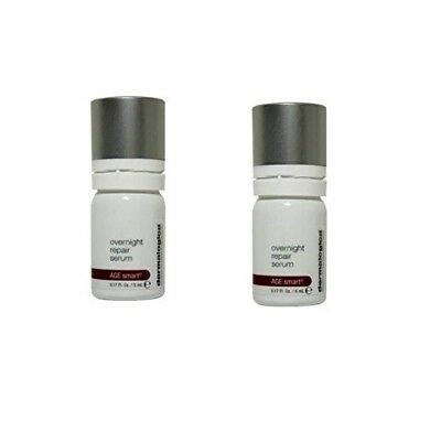 DERMALOGICA AGE SMART OVERNIGHT REPAIR SERUM 2 x 5ml