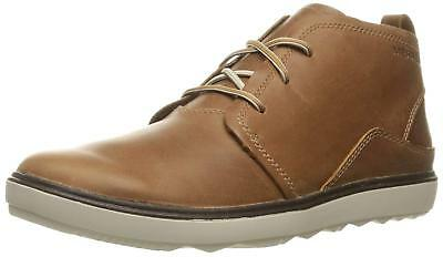 Merrell Womens Around Town Chukka Shoes, Brown Sugar, 9 M US