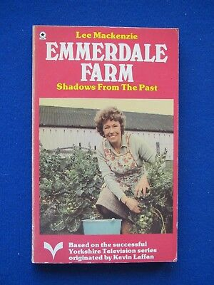 Emmerdale Farm - 10 : Shadows From the Past -  TV spin off novel  -  1980